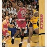 Michael Jordan 1991-92 Upper Deck