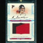 Matt Ryan rookie card 2008 National Treasures
