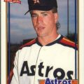 Jeff Bagwell 1991 Topps Tiffany