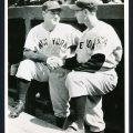 1939 Lou Gehrig Babe Dahlgren photo