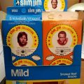 Slim Jim Football 1978 boxes