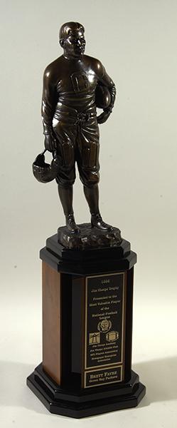 MVP award Brett Favre