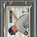 Mickey Mantle Bowman rookie card NM/MT
