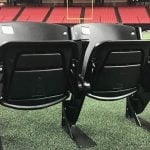 Stadium seats Georgia Dome