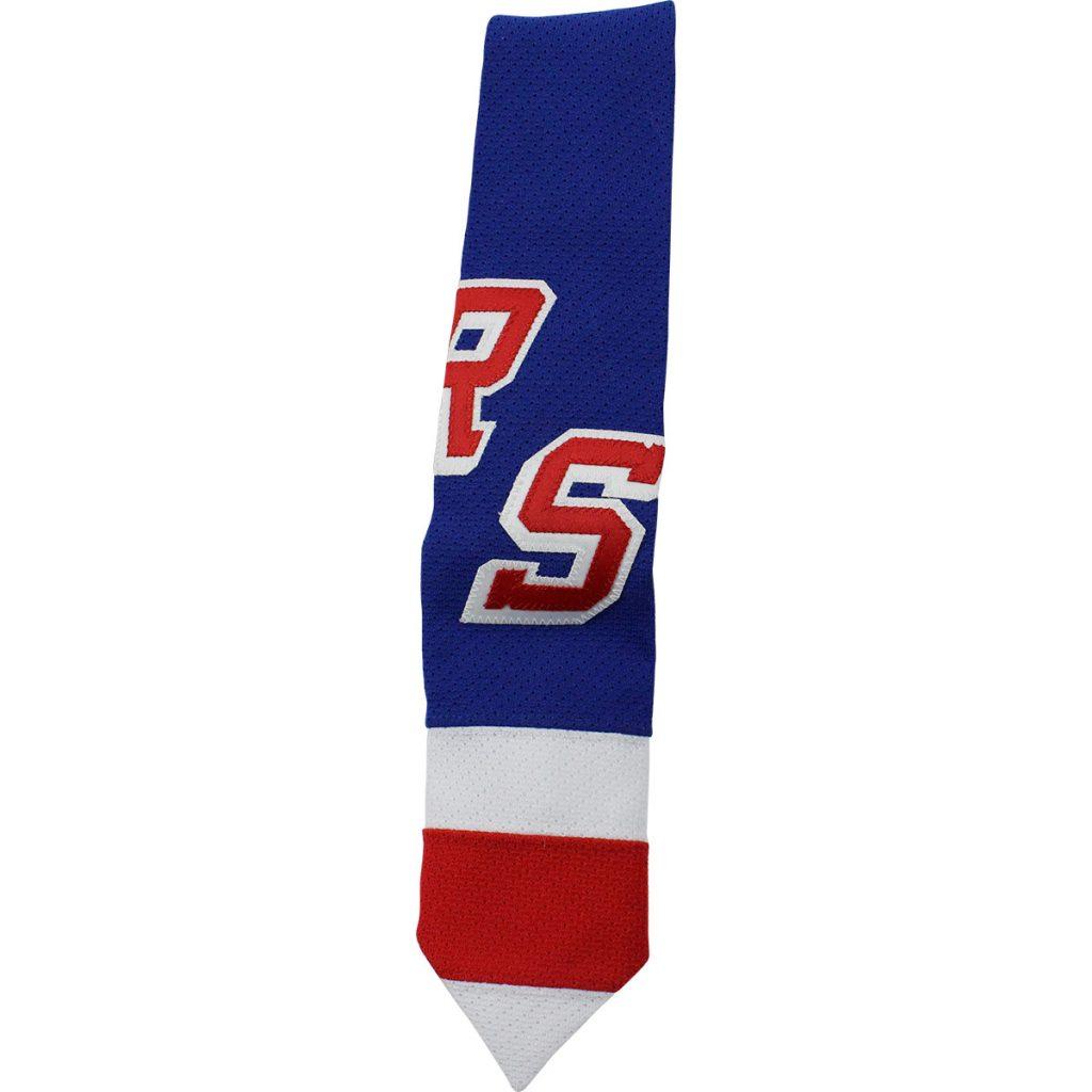 Jersey tie New York Rangers Steiner