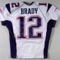 Game-worn Tom Brady jersey 2014
