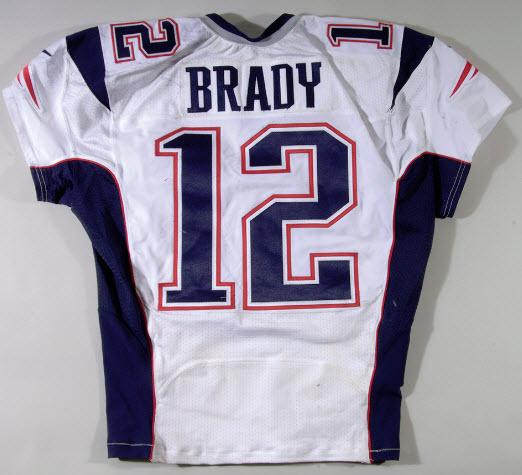 Was Tom Brady's Super Bowl Jersey Stolen?