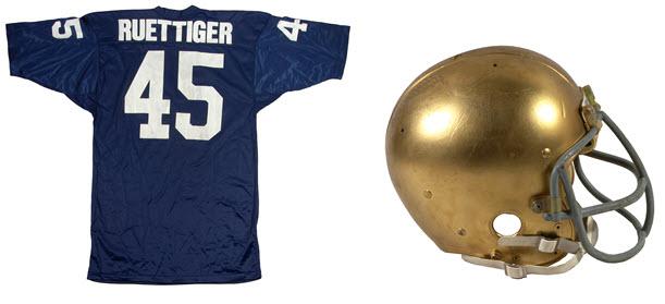 Rudy jersey helmet