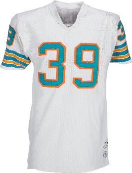 Game used Larry Csonka jersey