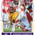 Leonard Fournette 2017 Score Football