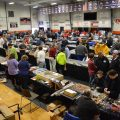 Sports card show Lighthouse Christian School