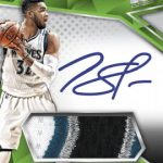 Karl Anthony Towns 2016-17 Panini Spectra