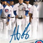 Anthony Rizzo signed Topps NOW 2017 opener