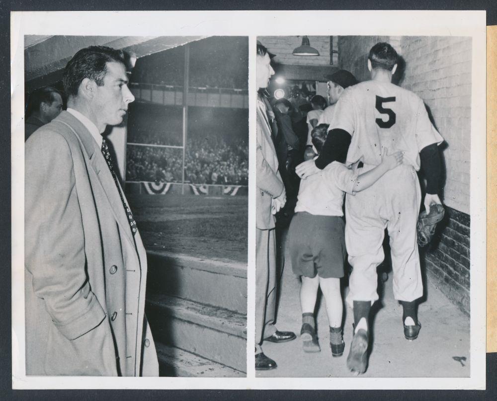1951 Joe DiMaggio photo