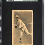 Babe Ruth 1916 Famous Barr