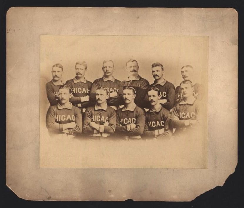 White Sox 1885 photo