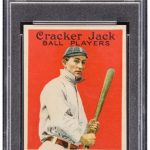 Ty Cobb 1915 Cracker Jack