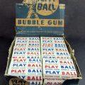 Unopened 1948 Bowman baseball packs