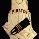 1960 Roberto Clemente World Series uniform