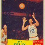 1957-58 Topps Ray Felix