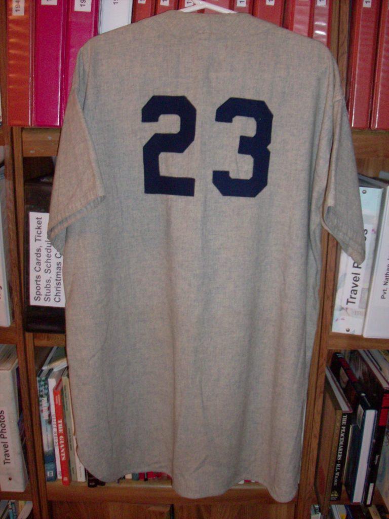 San Francisco Seals Neil Sheridan jersey