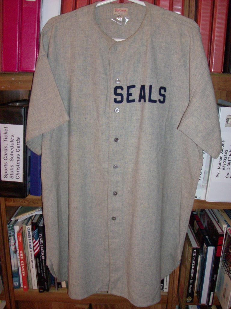 Neill Sheridan jersey Seals