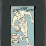 1950-51 Scotts Chips George Mikan