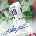 Adrian Beltre 2017 Topps NOW auto
