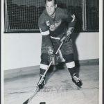 1960s Gordie Howe photo Parkhurst hockey cards