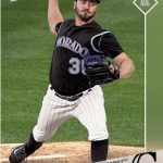 2017 Topps NOW Chad Bettis