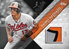 Manny Machado 2018 Topps Major League Materials