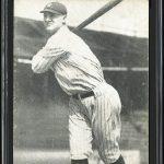 Lou Gehrig rookie card