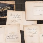 baseball autograph book 1800s