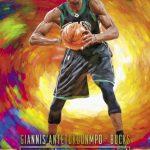 2017-18 Panini Court Kings basketball card