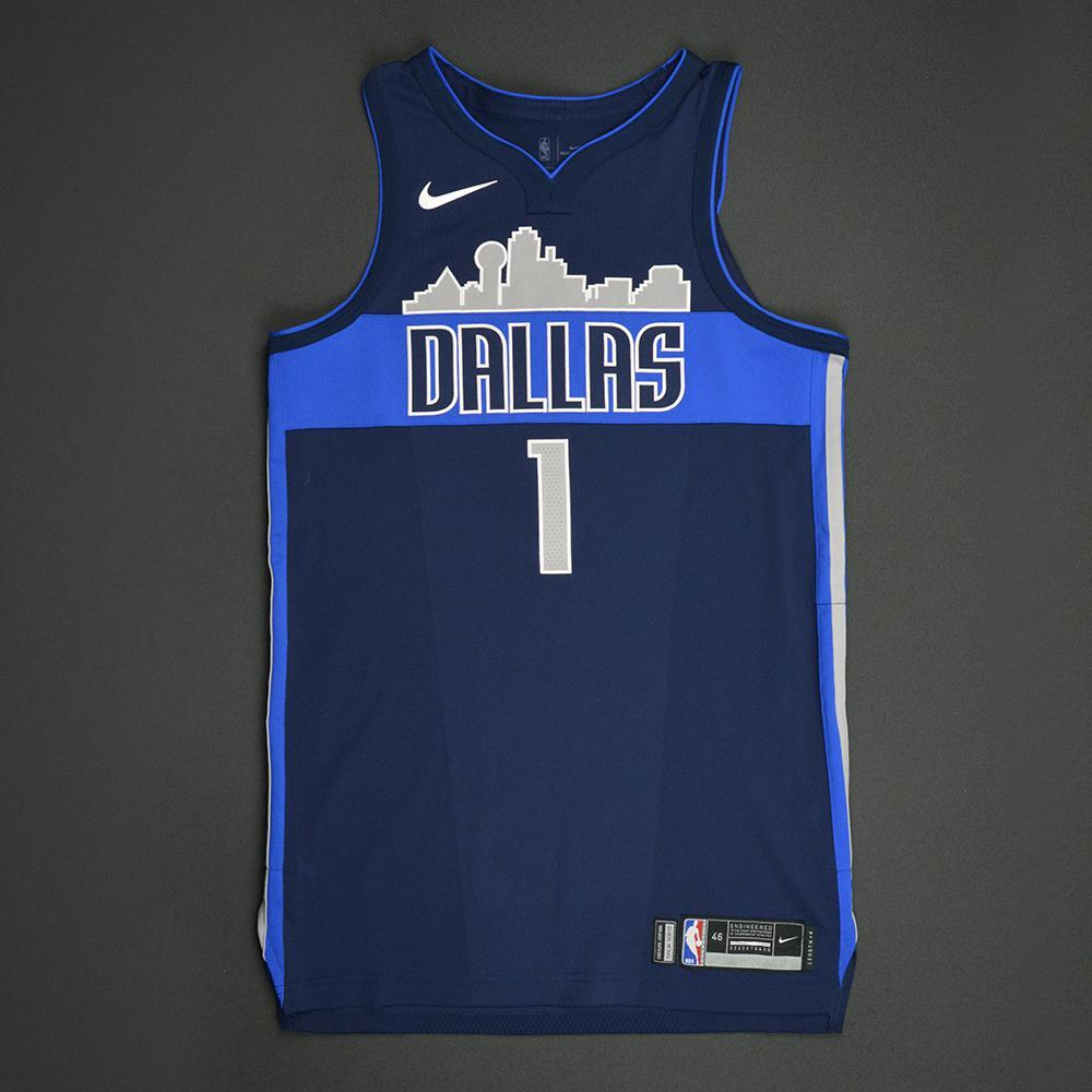 NBA Auctions: Dennis Smith Jr. Statement Jersey Up for Bid