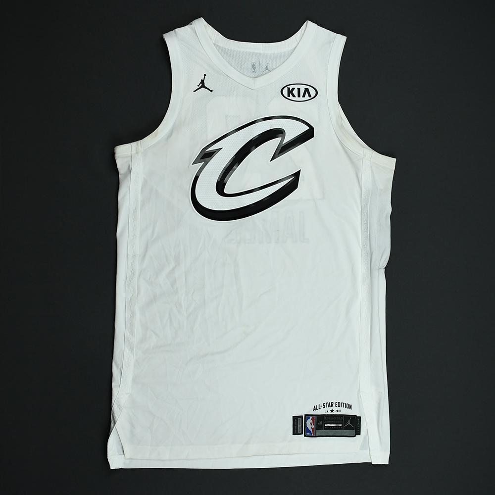 2018 All Star Game jersey LeBron James
