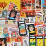 vintage baseball card collection rare