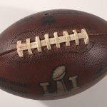 Game Used Super Bowl LI ball
