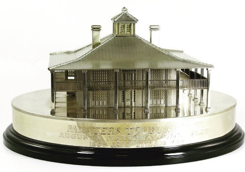 Sam Snead Masters trophy