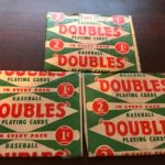 1951 Topps Doubles packs
