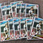 John Elway rookie cards