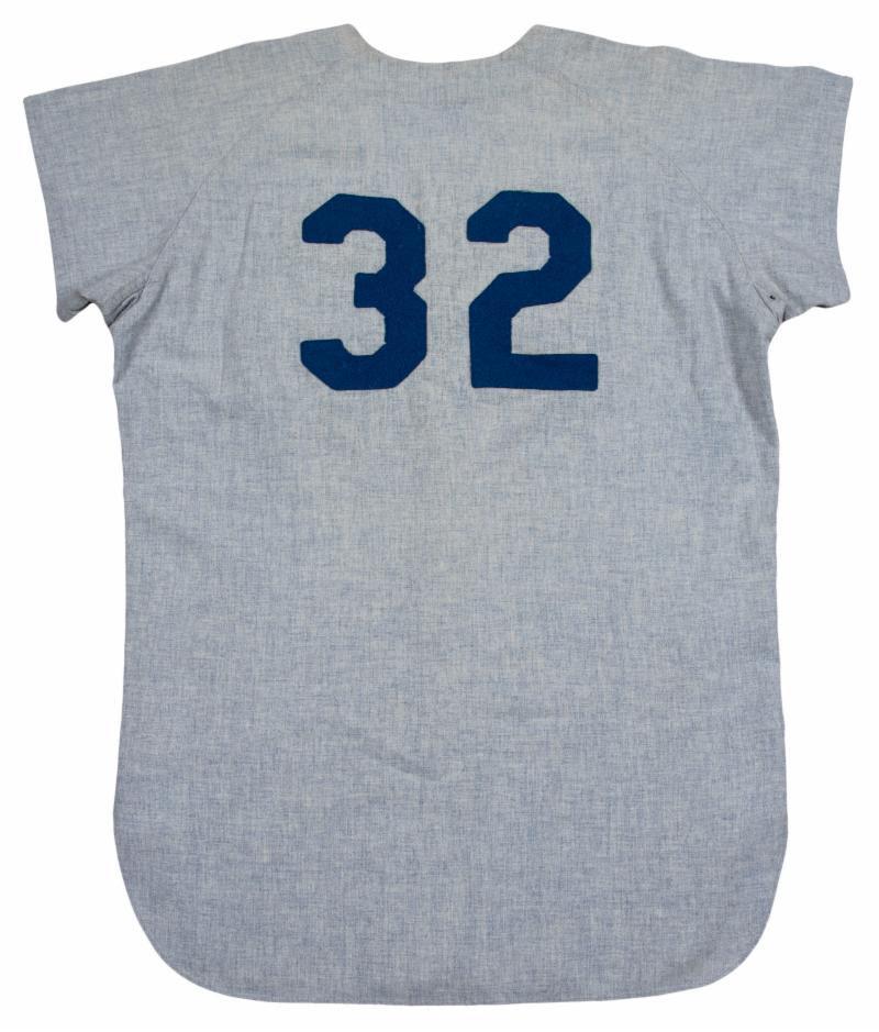 1963 Sandy Koufax jersey