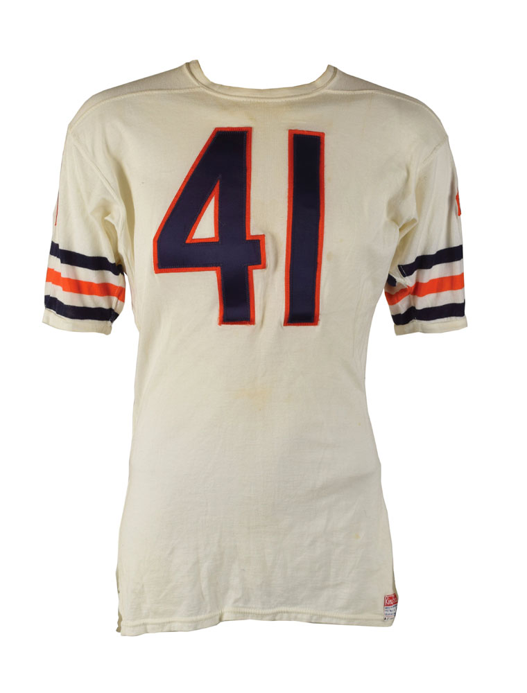 Bears Brian Piccolo game jersey