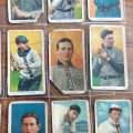 old baseball cards T206 find