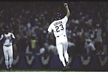 1988 Kirk Gibson World Series home run