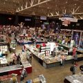 National Sports Collectors Convention 2018 Cleveland show floor IX Center NSCC