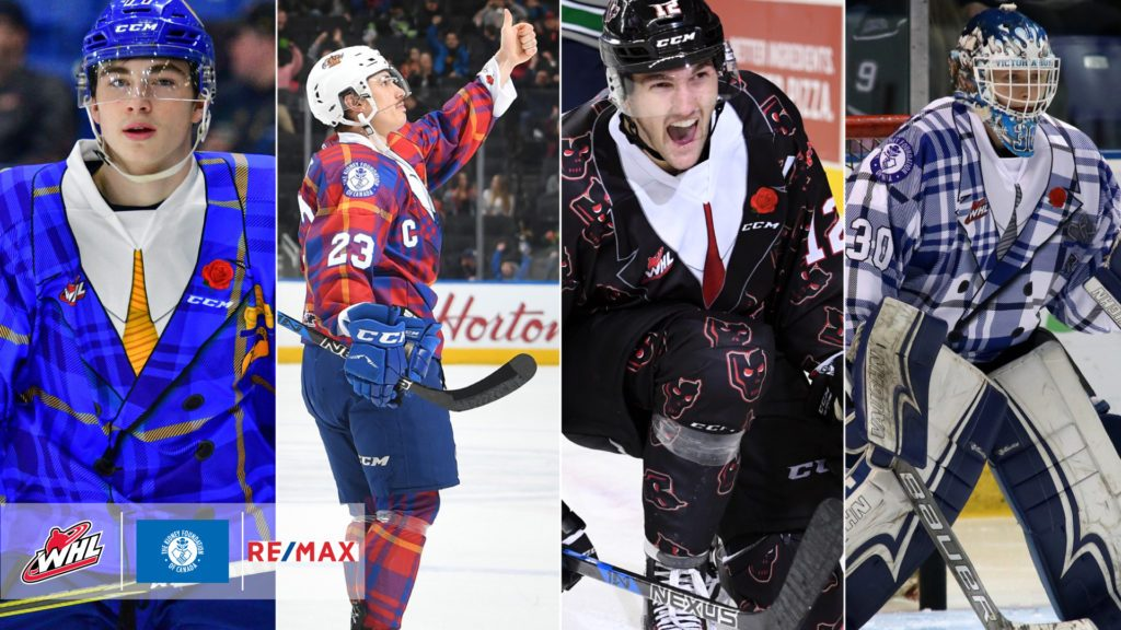 WHL Teams to Wear, Auction Don Cherry-Style Jerseys for Kidney ...