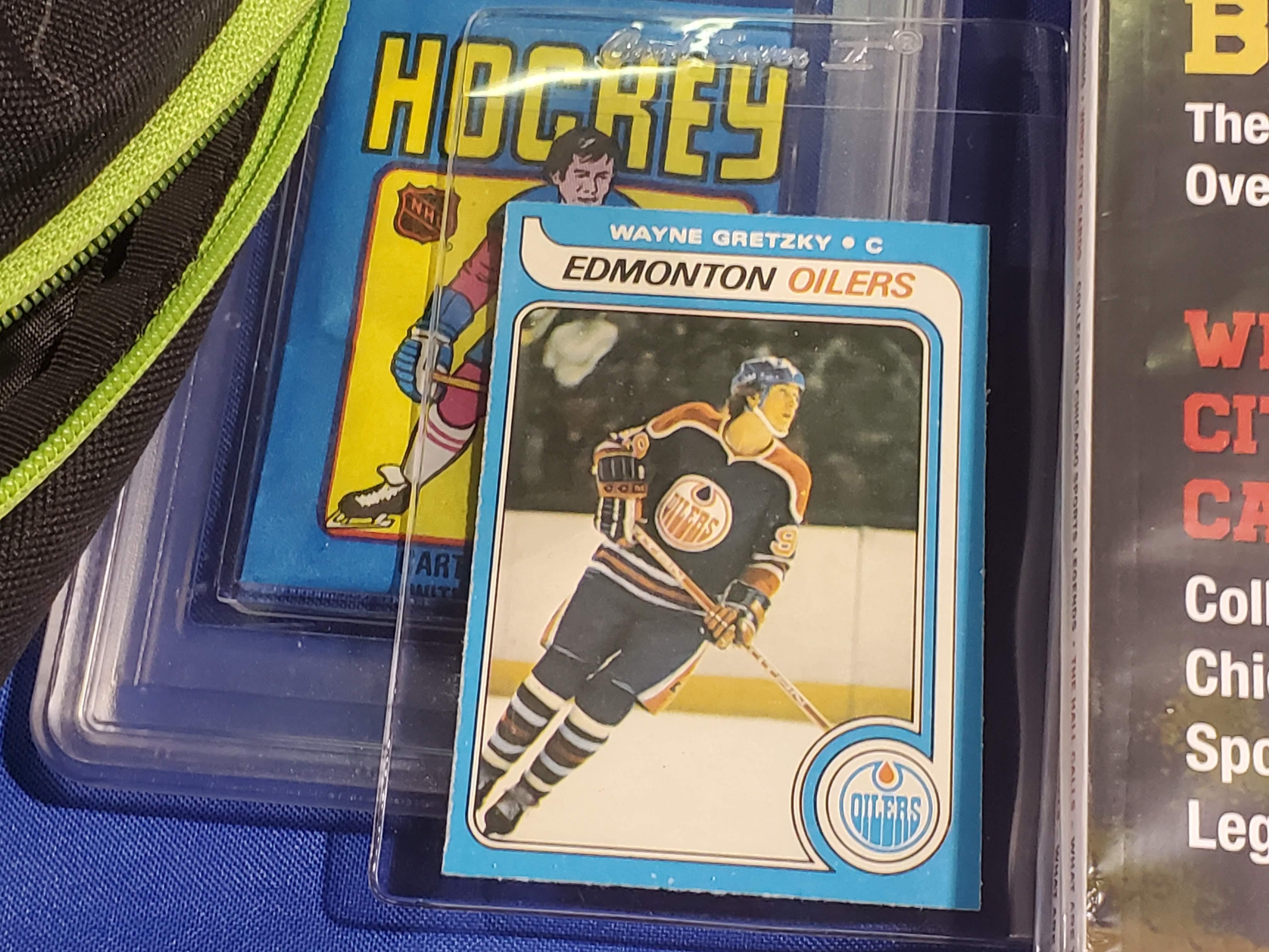 1979-80 O-Pee-Chee Wayne Gretzky rookie card