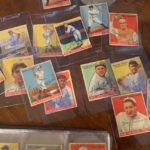 Uncle Jimmy Collection autographed cards