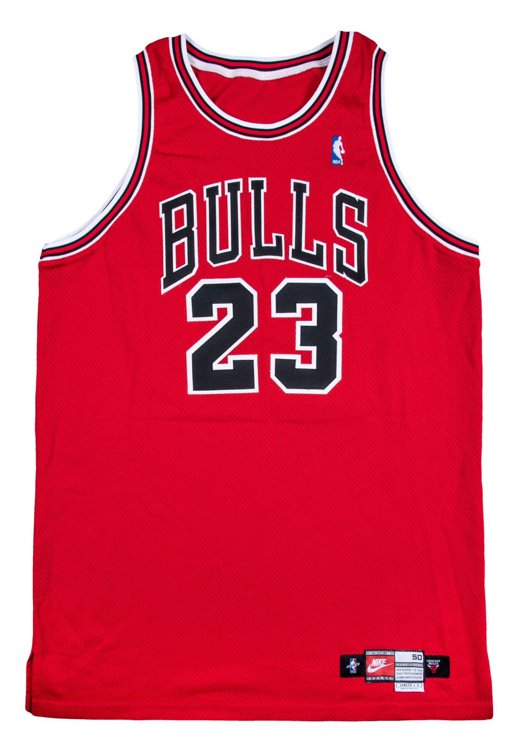 1998 Eastern Finals Michael Jordan Jersey Could Set Record